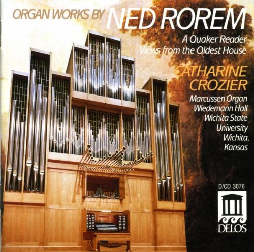 Organ Works by Ned Rorem