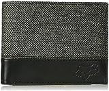 Fox Men's Bullet Proof Wallet, Black, NS