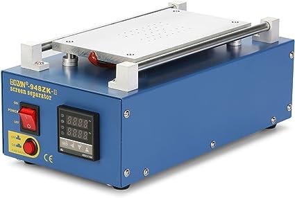 LCD SCHERMO RIPARAZIONE MACCHINA  PIASTRA RISCALDANTE VETRO SEPARATORE cellulare