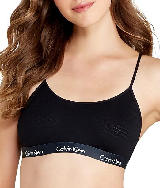 fd0df19089 Calvin Klein womens Ck One Micro Bralette  Amazon.ca  Clothing ...
