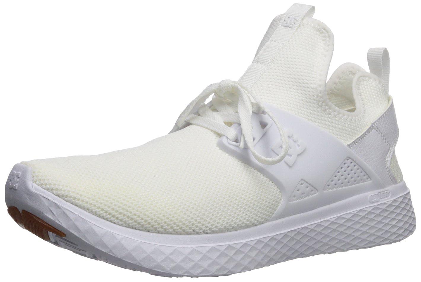 Blanc 45 EU DC - - Chaussures Basses Méridiennes pour Homme