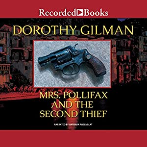 Mrs. Pollifax and the Second Thief Audiobook