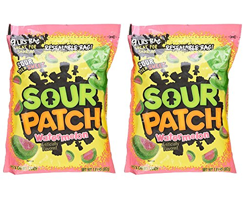 Sour Patch Chewy Watermelon 30 4 ounces product image