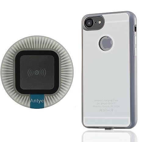 custodia ricevitore wireless iphone 7