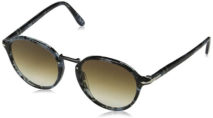 Persol 0Po3184S 106251 51 Gafas de Sol, Azul (Blute Grey ...