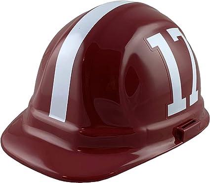WinCraft NCAA University of Alabama Packaged Hard Hat