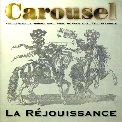 Carousel: Festive Baroque Music for Three Trumpets & Organ (Festive Organ)
