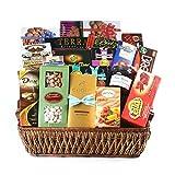Kosherline Grand Gourmet Deluxe Kosher Gift Basket