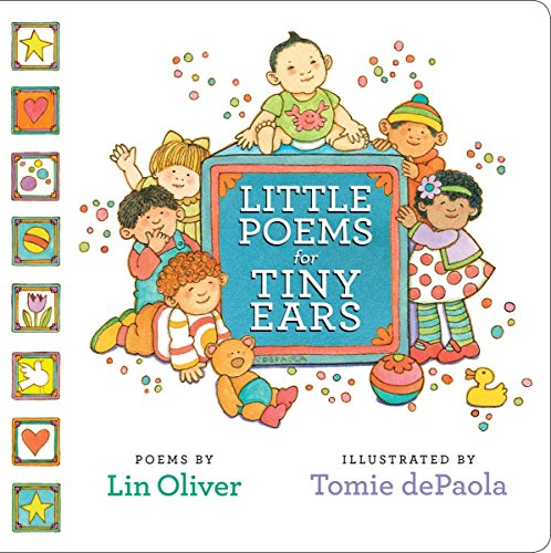 Little Poems for Tiny Ears (Rhymes For Nursery Kids Activities)