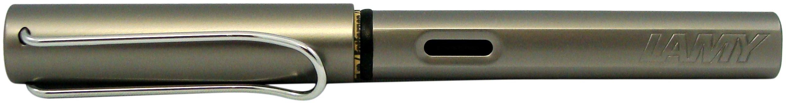Lamy Safari Al-Star Fountain Pen - Graphite - Extra Fine by Lamy