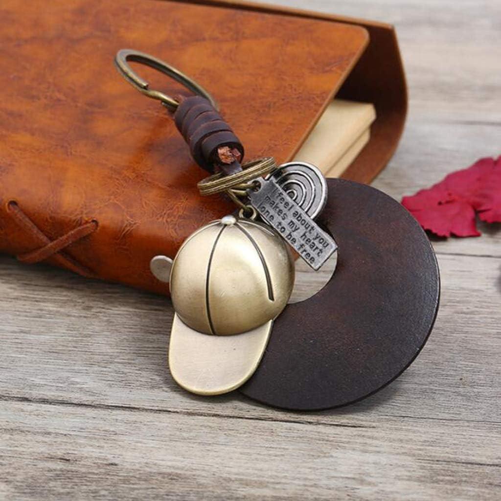 Key Chain Vintage Keychain Car Charm Mens Small Gift