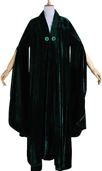 dreamdance Harry Potter Cosplay disfraz de Minerva McGonagall ...