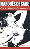 Os Crimes Do Amor - Coleção L&PM Pocket