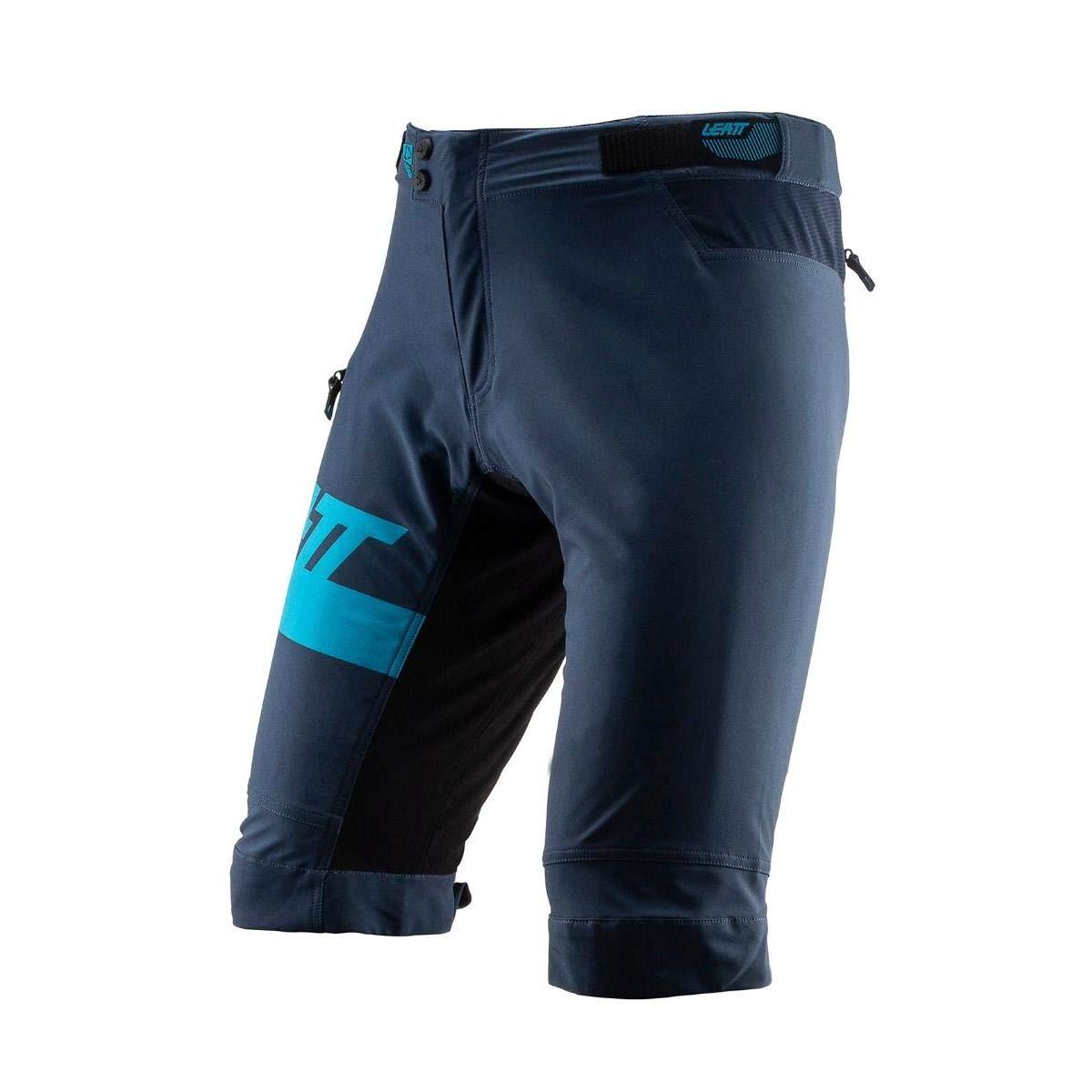 Leatt Downhill-Short DBX 3.0 Blau Gr. S