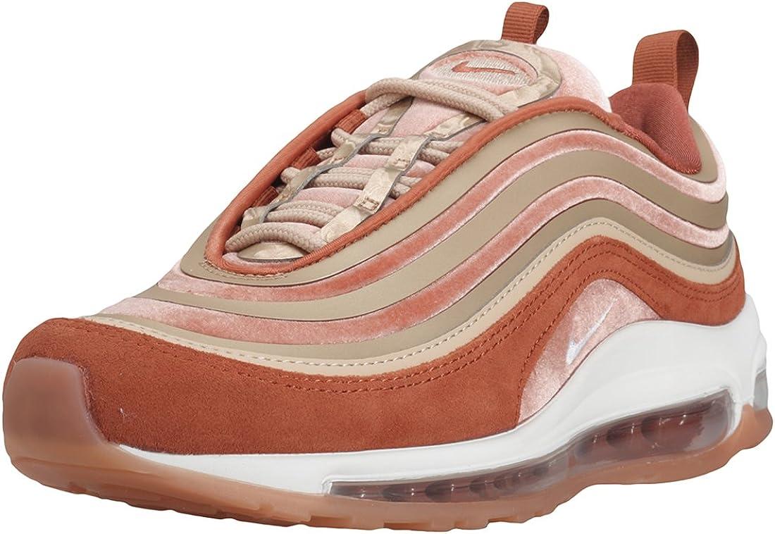 petrolero ventana Generoso  Amazon.com | Nike Womens Air Max 97 Ultra 17 LX Running Trainers AH6805  Sneakers Shoes (UK 6.5 US 9 EU 40.5, Dusty Peach Summit White 200) |  Fashion Sneakers
