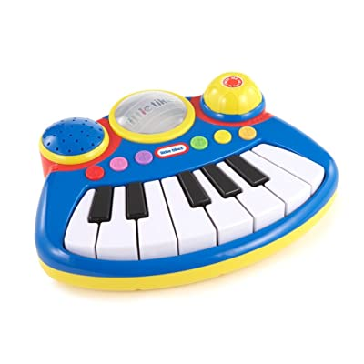 Little Tikes Pop Tunes Big Rocker Keyboard: Toys & Games