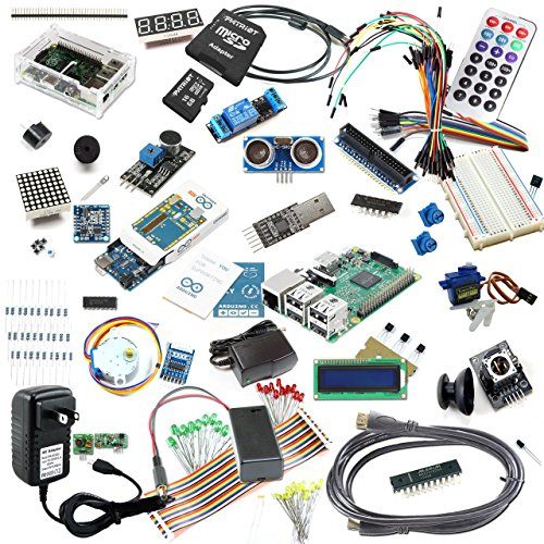 Ultimate Arduino Uno and Raspberry Pi 3 Kit by oddWires by oddWires (Image #1)'