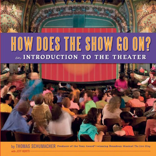 How Does the Show Go On (Disney On Broadway Souvenir Book, A) (Books On Broadway Shows)