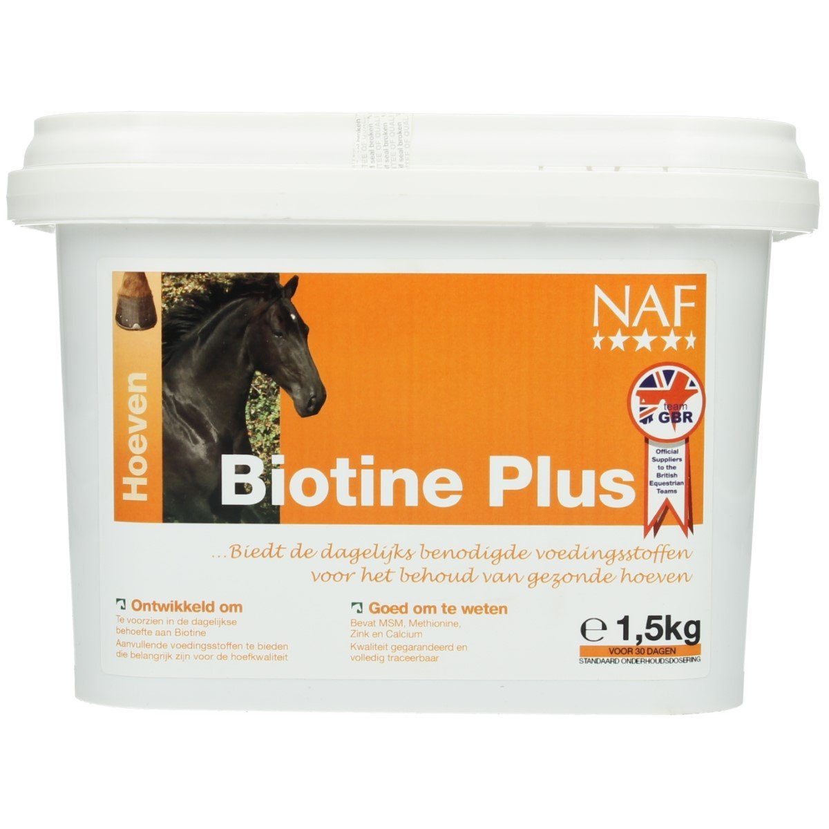 Biotine 1.5 KG NAF 12910