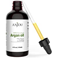 Anjou Moroccan 100 Percent Pure Argan Oil (4 fl.oz)