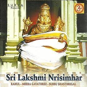 Laxmi Narayana Mantra Pattu Songs