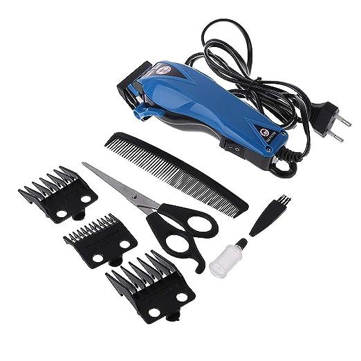 Anjuley - Máquina de Corte de Pelo de afeitadora eléctrica ...