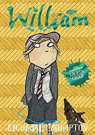 book cover of William