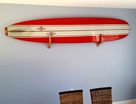 Surfboard Rack | Upright And Compact Wall Display