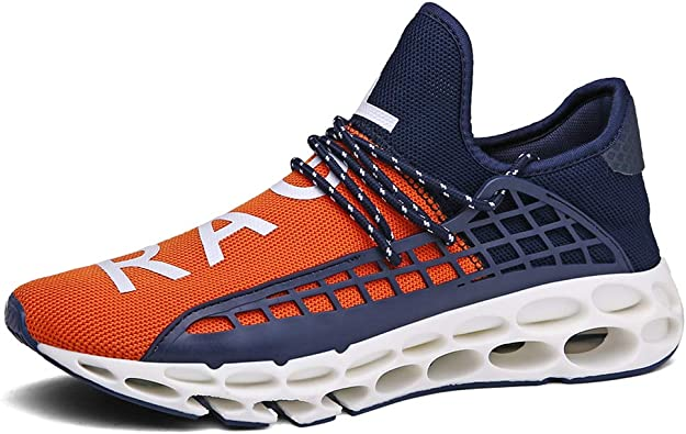 Boys Casual Sneakers Blades Sole Sports Running Shoes Toddler//Little Kid//Big Kid