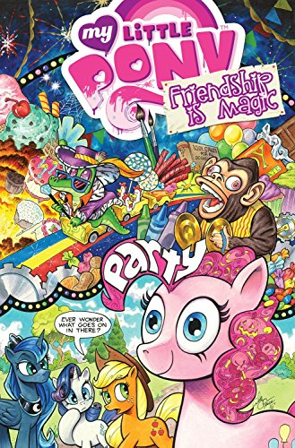 (My Little Pony: Friendship is Magic Volume 10)