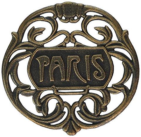 Old Dutch Paris Trivet, Antique Copper - Old Dutch Copper Trivet