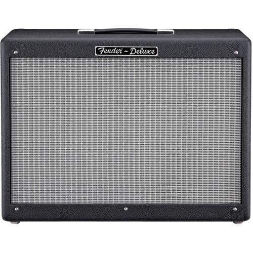 Fender Hot Rod Deluxe 112 Enclosure 80-Watt 1x12-Inch Guitar Amp Cabinet - Black by Fender