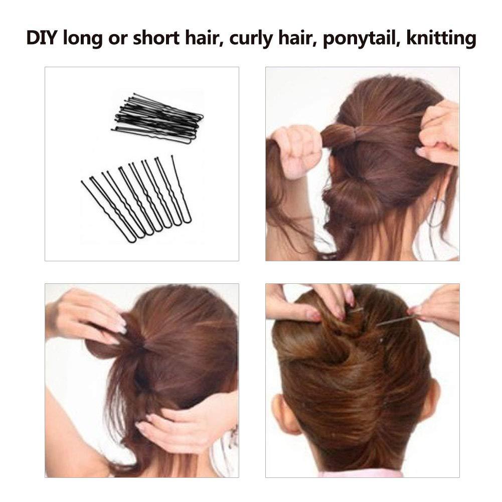 Haare Frisuren Set Haar Styling Set Frisurenhilfe Set Hair Styling