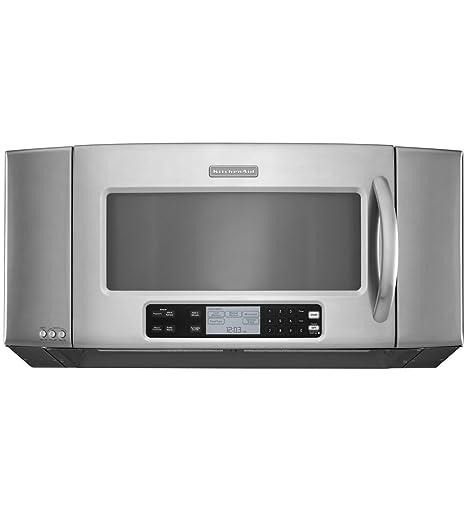 Amazon.com: KitchenAid khms2056sss 2.0 cu. ft. Capacidad ...