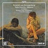 """Viiolin Concerto; Odysseus"""