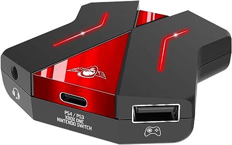 SPIRIT OF GAMER - Adaptador CROSSGAME 2 - Juega Al Teclado Y Al Ratón En Las Consolas De Videojuegos Gracias A Conversor : SWITCH / PS4 / PS3 / XBOX ...