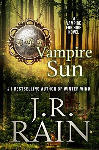 Vampire Sun (Vampire for Hire Book 9)]()