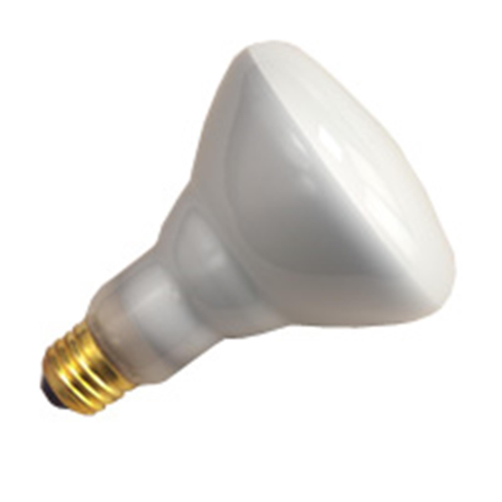 6 Qty. Halco 65W BR30 FL 130V Med 580 LUMENS 5000HR C-9 5.37''''''''MOL BR30FL65 65w 130v Incandescent Flood Lamp Bulb