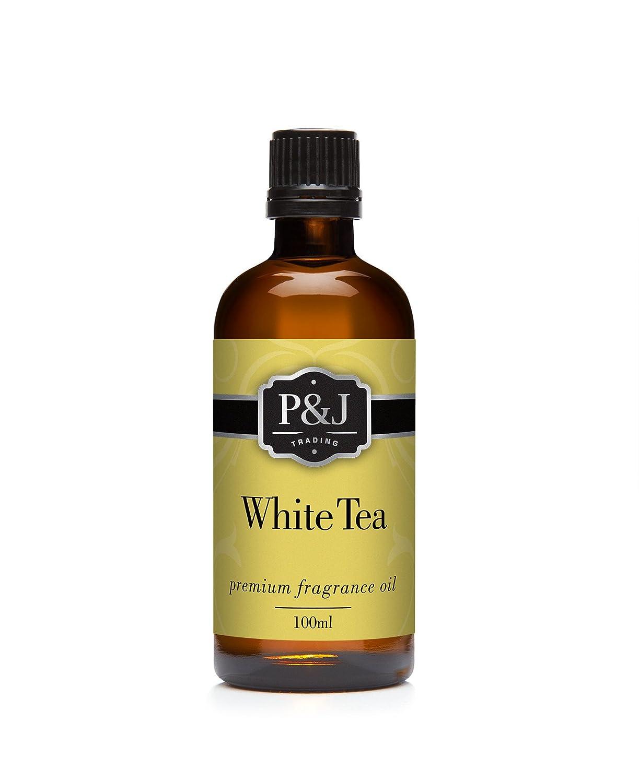 White Tea Fragrance Oil - Premium Grade Scented Oil - 100ml