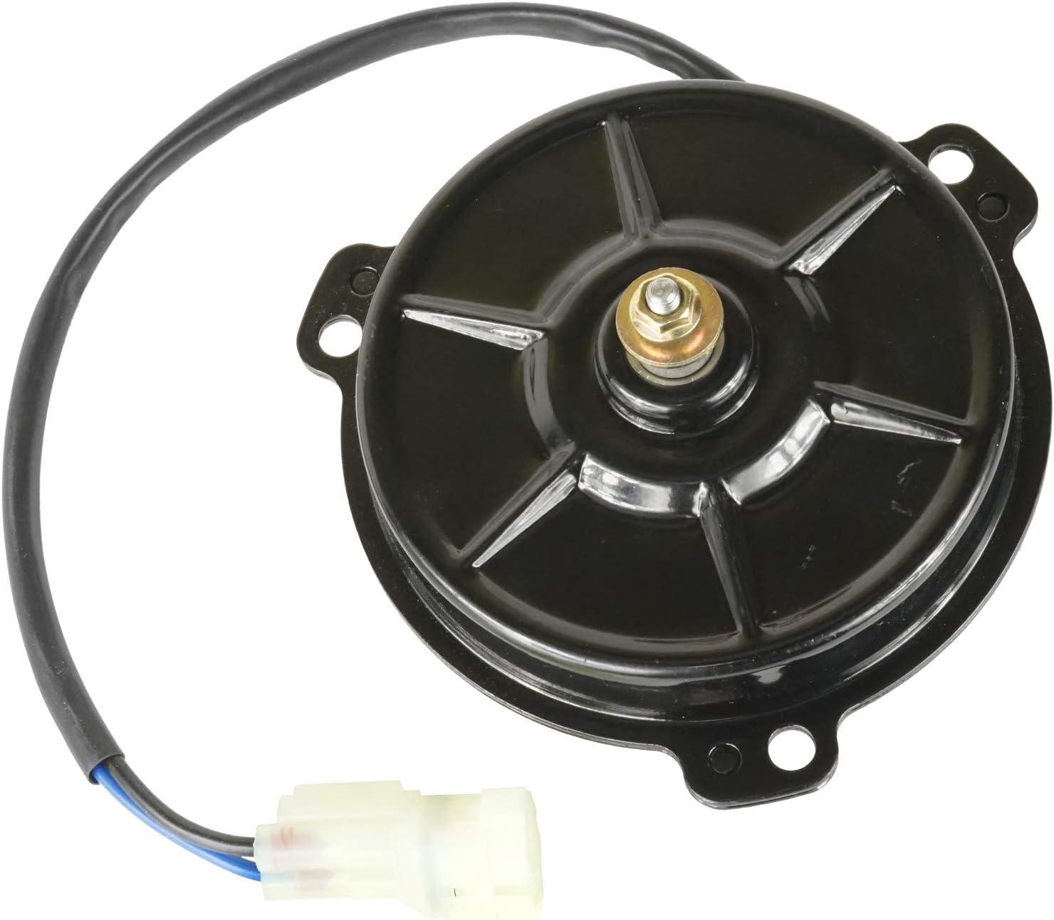 Caltric Radiator Cooling Fan Motor for Honda Trx500Fm Trx500Fpm Foreman 500 2012-2013