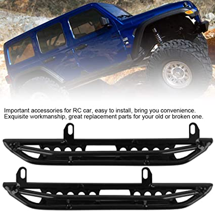 2pcs RC Car Pedal Plate Accessories for Axial SCX10 III AX103007 1//10 RC Crawler