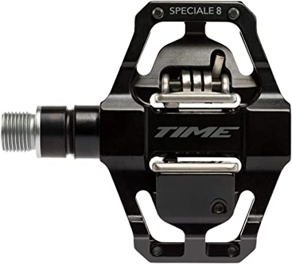 498bbd168 Amazon.com   Time Speciale 8 MTB ATAC Pedals Black   Sports   Outdoors
