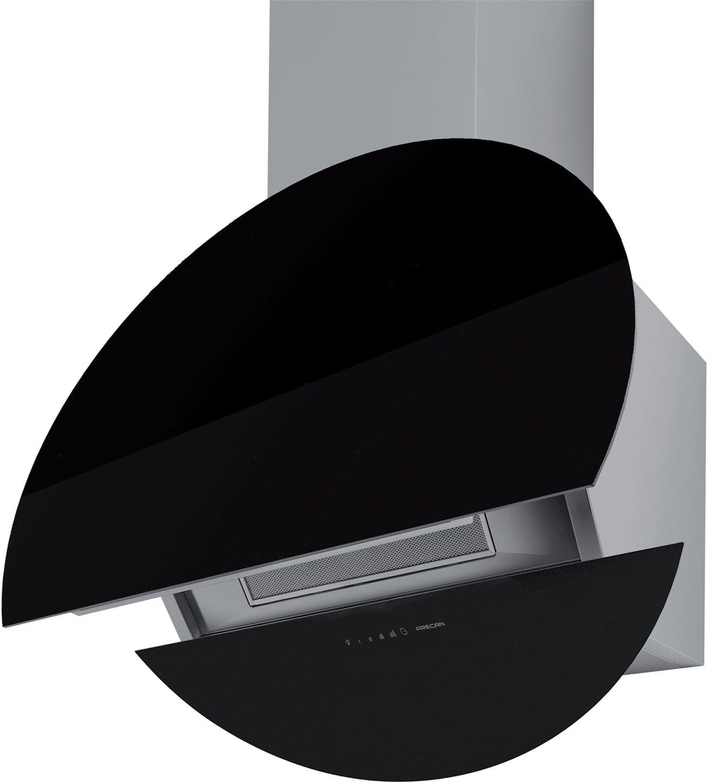 frecan – Campana Decorativa Pared Eclipse – acero inoxidable y negra: Amazon.es: Grandes electrodomésticos