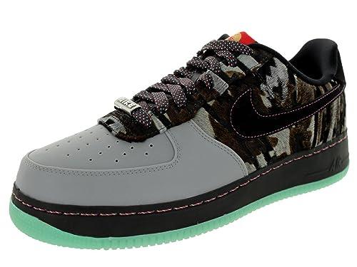 new style e617d 80f2e Nike Air Force 1 CMFT PRM YOTH QS 647592 scarpe da tennis da uomo.