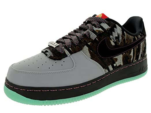 c93b40d06703 ... where to buy nike mens air force 1 cmft prm yoh qs wolf grey blk  anthracite