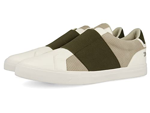 Mens 45088 Trainers, Green Gioseppo