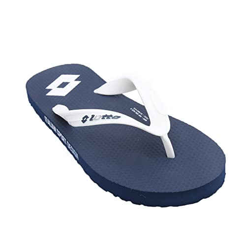 74090d180b7 Lotto Men s Rubber Flip-Flop  Buy Online at Low Prices in India ...
