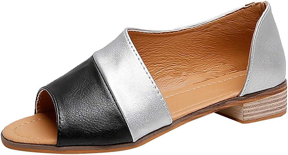 Heels Peep-Toe Sandals