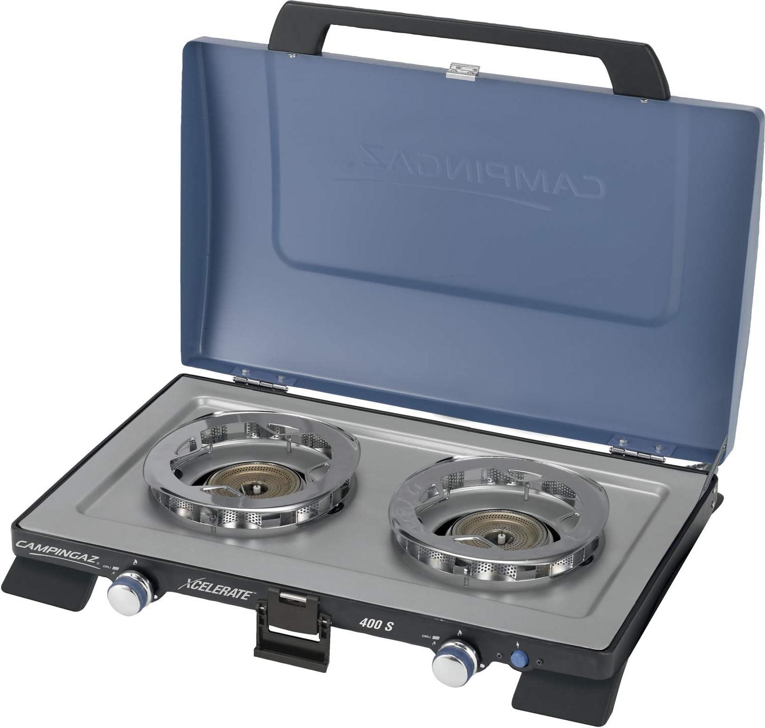 Campingaz Xcelerate 40S - Cocina (2 fuegos)