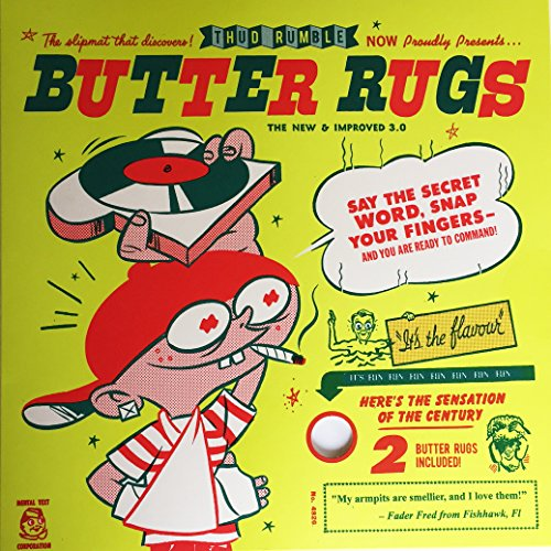 Thud Rumble Butter Rug Slipmat -